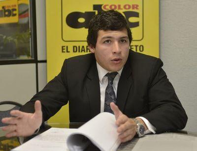 Ayala responde al Olimpia sobre el caso Trovato