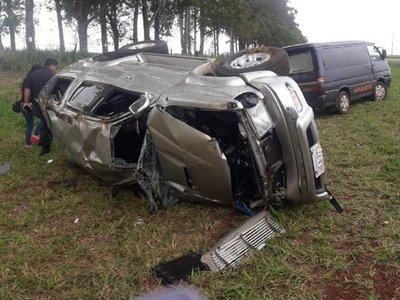 Confirman dos muertes más de brutal accidente, suman cinco las víctimas