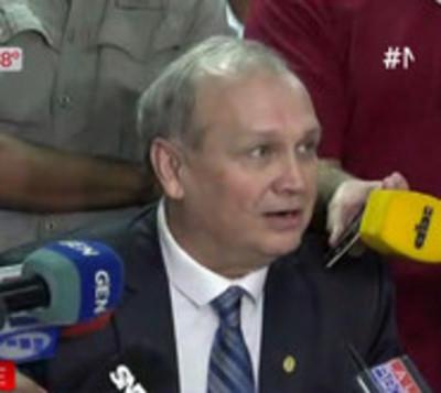 Jueza dice no al pedido de nulidad  de imputación contra Mario Ferreir