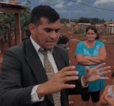 Sicarios intentaron asesinar a uno de los denunciantes contra intendente de PJC