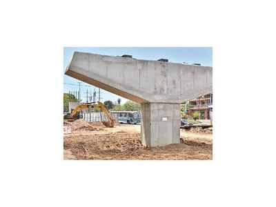 Viaducto: Cerrarán el carril de entrada de Primer Presidente