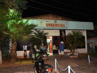 Médicos controlan principio de incendio en Hospital de Loma Pytã