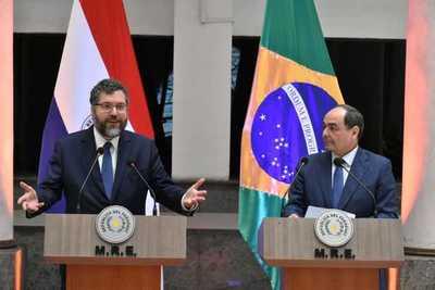 Paraguay y Brasil defienden un Mercosur abierto al comercio con otros bloques