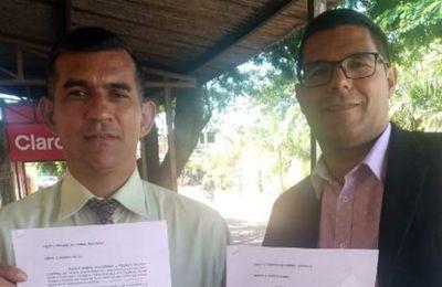 Abogado que sufrió atentado en PJC se resguarda en casa de exgobernador de Amambay