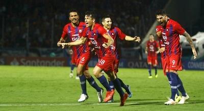 Cerro Porteño entrena en Lima para debut en la Libertadores
