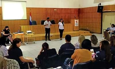 MEC capacita a técnicos de apoyo a la educación inclusiva