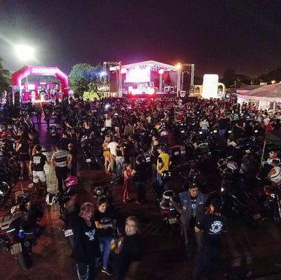 Esperan a 3.000 motociclistas en encuentro en Ciudad del Este