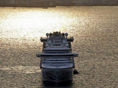 Japón impone cuarentena a 3.700 pasajeros de un crucero
