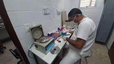 Precisan de equipos más sofisticados para el laboratorio IPS de San Pedro