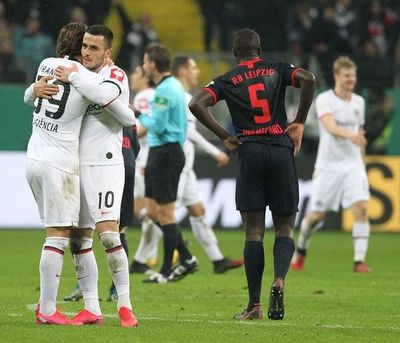 El Leipzig se despide en octavos de Copa