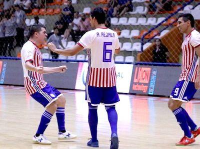 Paraguay va con todo frente a Perú