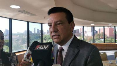 Romero Roa aclara que votó a favor de la trazabilidad del dinero sucio
