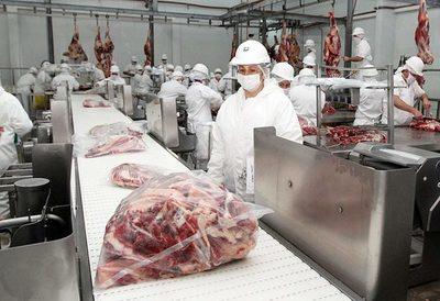 Se registró récord histórico en exportación de carne