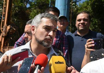 """Financiamiento político: Marito """"hablará"""" con el veto o promulgación"""