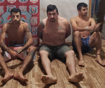 """Detienen a """" Xiru"""", narcotraficante brasilero"""
