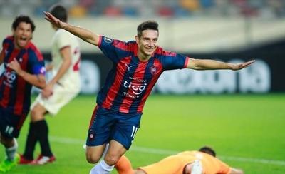 HOY / Oscar Ruiz sella el empate de Cerro Porteño