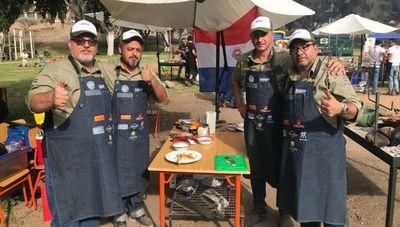 Barbakuá: equipo paraguayo de asaderos triunfó en Chile y competirá en mundial de Bélgica