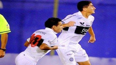 Olimpia vs General Diaz (1-0) Resumen y Goles Apertura 2014