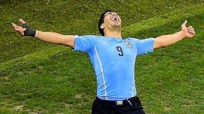 Uruguay vs Inglaterra (2-1) Resumen y Goles Mundial Brasil 2014