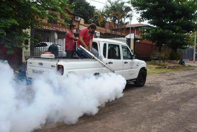 Dengue: Solo 14 municipios presentaron Planes de Contingencia Ambiental •