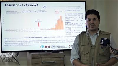 Casos sospechosos de dengue siguen en aumento y preocupa el inicio de clases