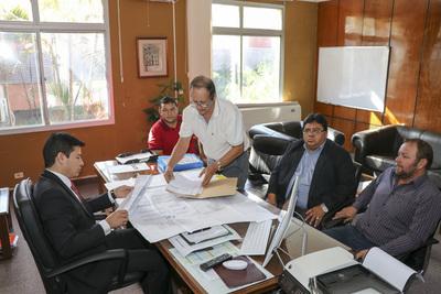 INDERT atiende caso de regularización de tierras en Puerto casado, Chaco