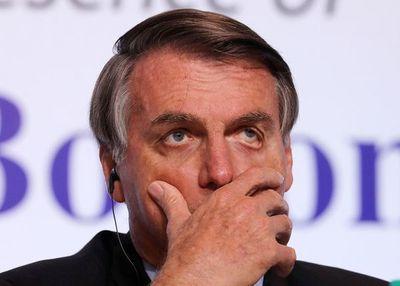 """Bolsonaro dice que está """"listo"""" para recibir a Fernández pese a diferencias"""