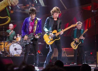 Rolling Stones retoma gira por ciudades de EEUU que no visitaba hace 10 años