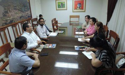 Avanza diálogo con miras a un convenio entre Municipalidad y el Ministerio del Trabajo