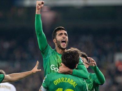 Real Sociedad da la nota y elimina al Madrid en el Bernabéu