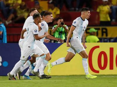 Argentina saca boleto para Tokyo 2020 como campeón del Preolímpico