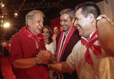 ANR siempre llega unida a las elecciones, según senador Ovelar