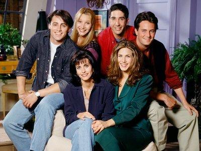 Las estrellas de Friends, muy cerca de reunirse en un especial