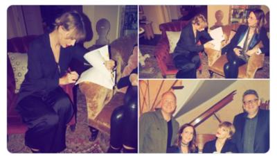 HOY / Taylor Swift deja Sony y firma en exclusiva con Universal Music