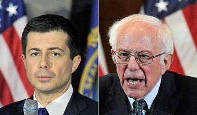 Buttigieg y Sanders, cabeza a cabeza en las primarias demócratas