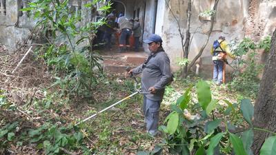Declaran emergencia ambiental y sanitaria en Asunción