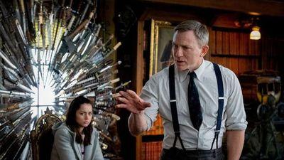 """Lionsgate confirma que """"Entre navajas y secretos"""" tendrá una secuela"""