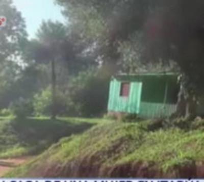 Atacan a balazos casa de una mujer en Itapúa