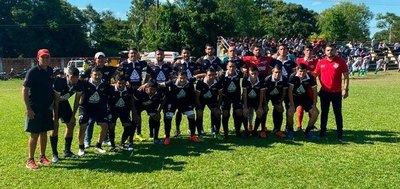 El experimentado futbolista que juega la Pre Copa Paraguay en Caaguazú
