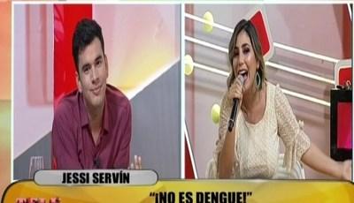 "Jessi Servín quiere convertir a Sebas Rodríguez: ""Te falta más amor"""