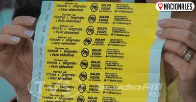 Utilizan pulseras para dar prioridad a pacientes con síntomas de dengue