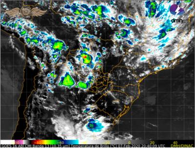 Alerta meteorológica para el Chaco