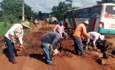 Agiliza obras viales con nuevos profesionales y compactadoras donadas