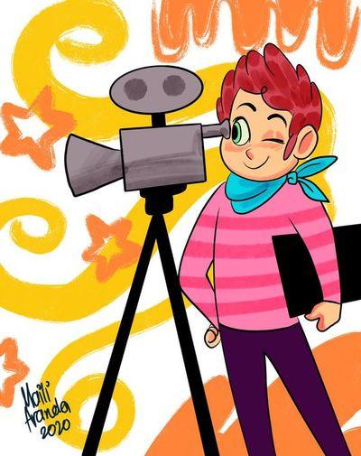 El audiovisual es un arte que transmite mensajes y sentimientos