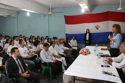 Ministerio inicia cursos a través de la CNT con inserción laboral asegurada