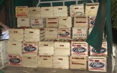 Incautan 18 toneladas de azúcar de supuesto contrabando