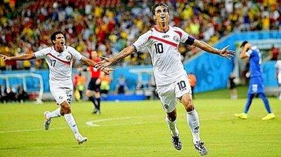 Costa Rica vs Grecia 1-1 (5-3) Resumen, Goles y Penales Mundial Brasil 2014
