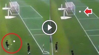 """Neymar hace un """"gol imposible"""" y desata la locura en la Red (Vídeo)"""