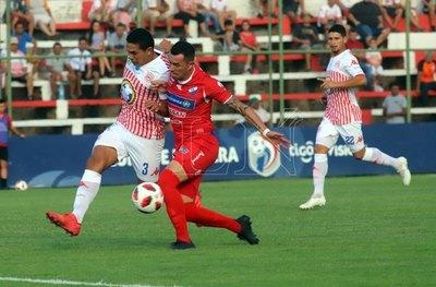 San Lorenzo y Nacional sellan un merecido empate