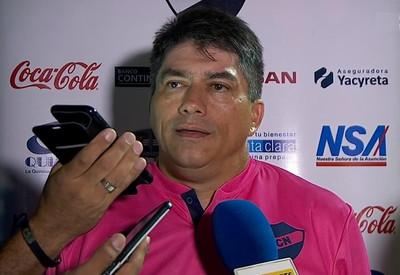 Roberto Torres considera justo el empate ante San Lorenzo